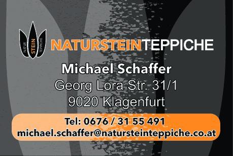 Natursteinteppiche Michael Schaffer